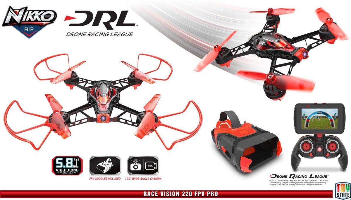 Nikko Air Elite Racers - Drone - Racedrone