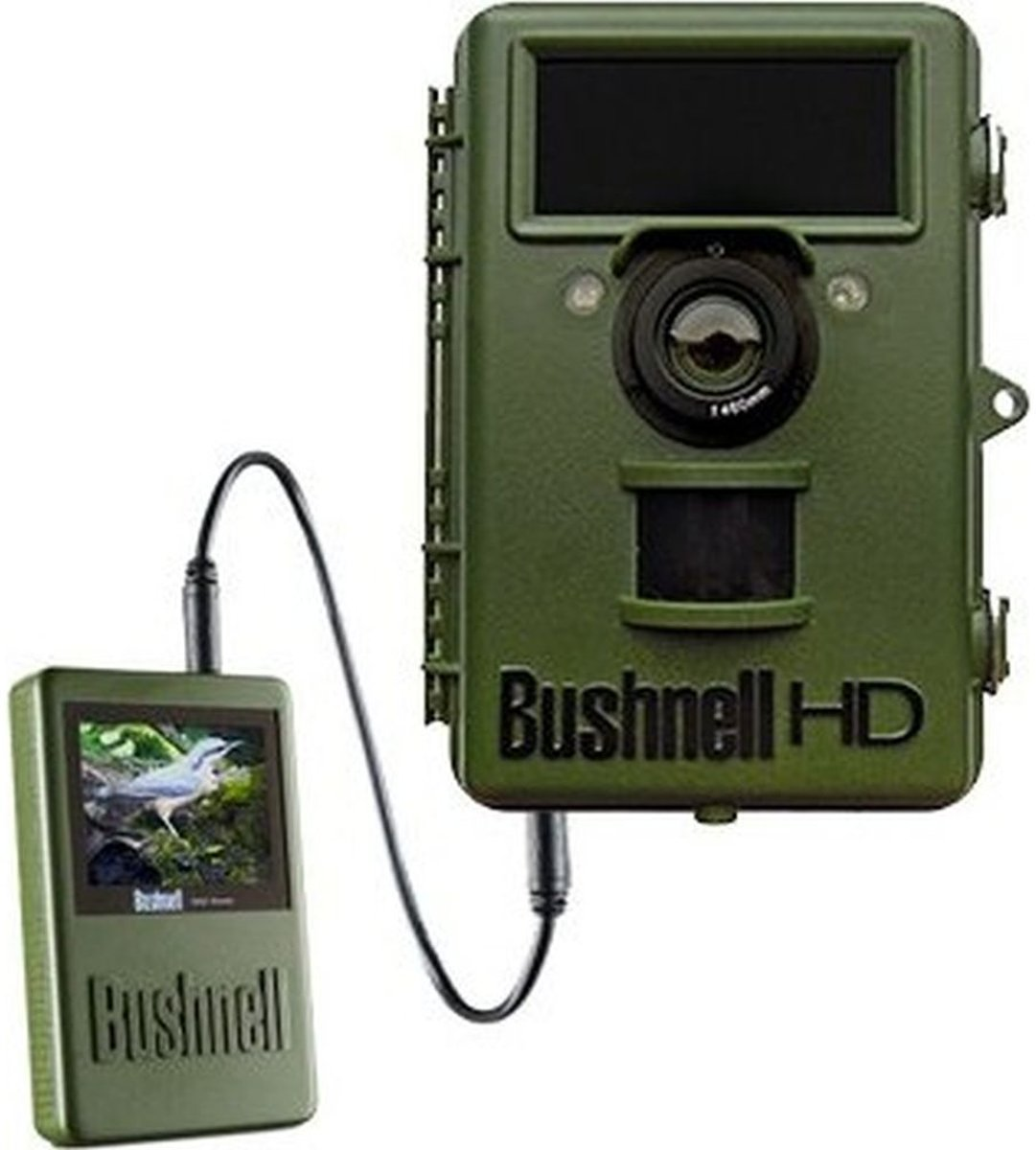 Bushnell 14MP HD Live Natureview Outdoor Wildcamera  - groen