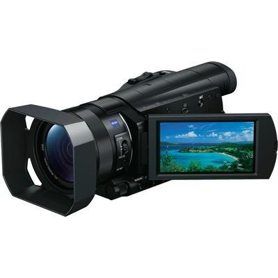Sony FDR-AX100E Camcorder Zwart