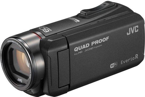 JVC camcorder GZ-RX605BEU