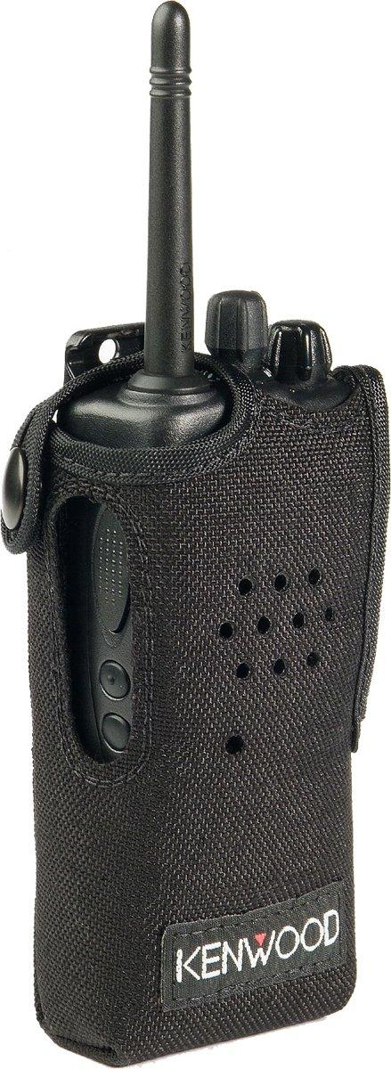 Kenwood KLH-131 Nylon Case voor TK-3401D Portofoon