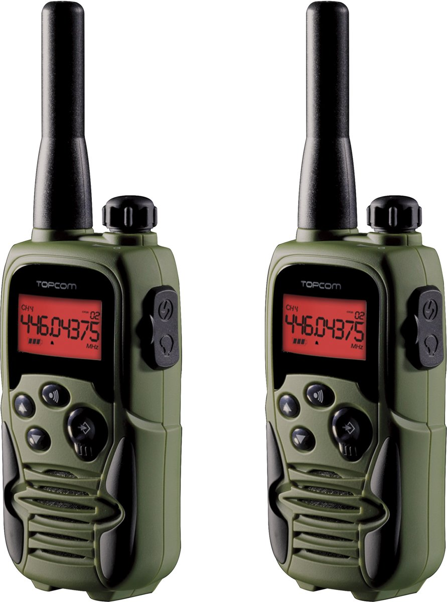 TOPCOM RC-6406 WALKIE TALKIE