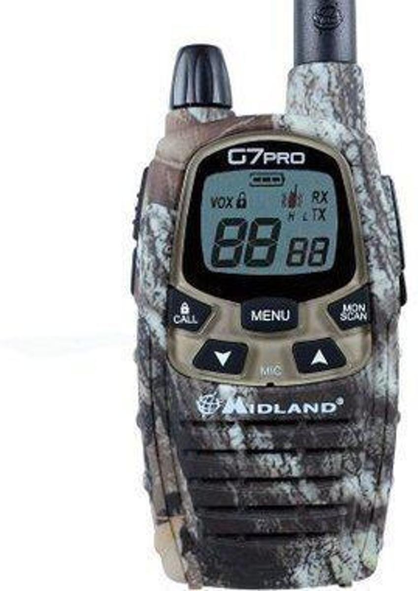 Midland G7 Pro C1090.03 LPD/PMR-portofoon