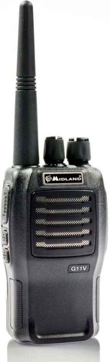 Midland G11V PMR446 Portofoon zonder vergunning