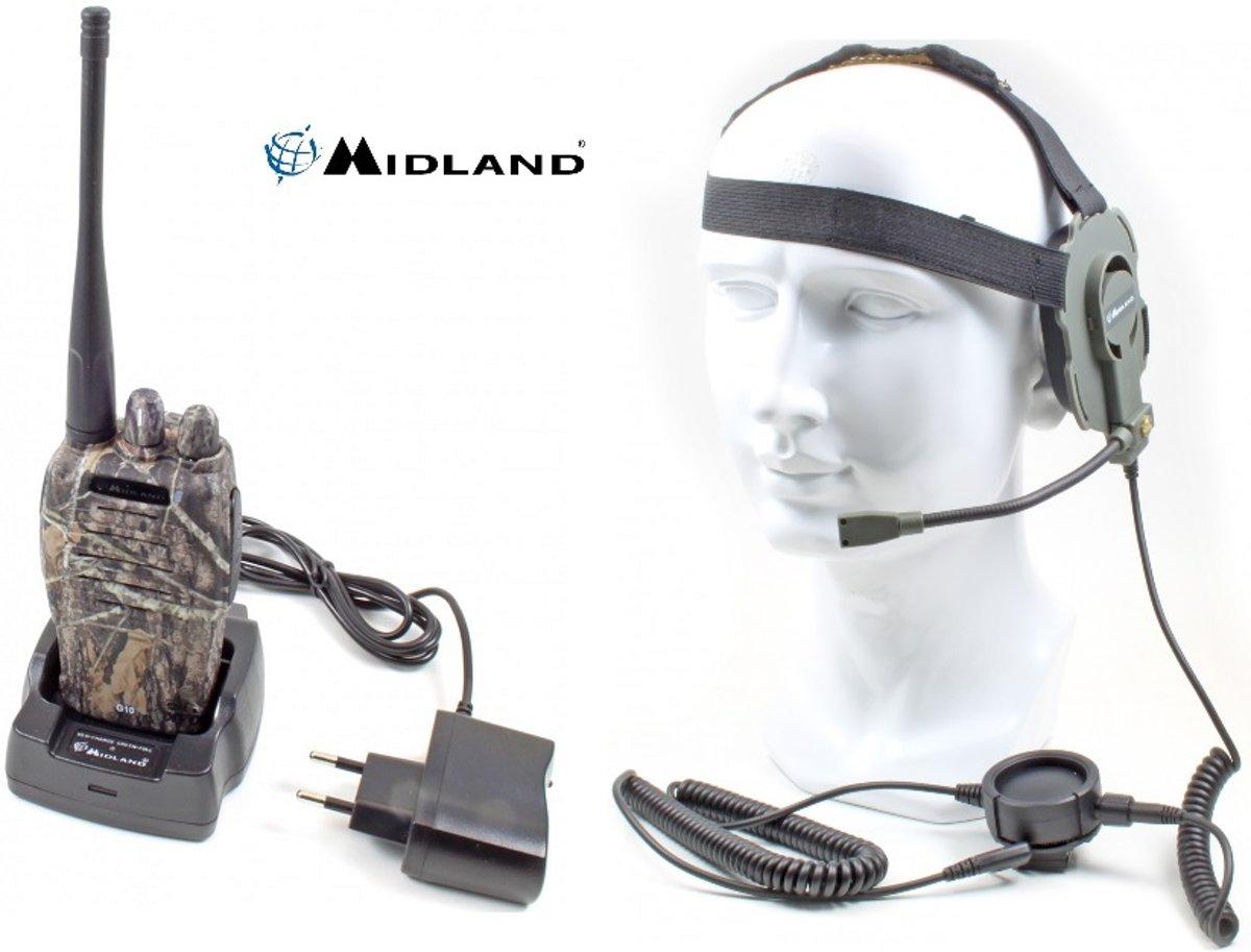 Midland G10 C1107.02 PMR-portofoon