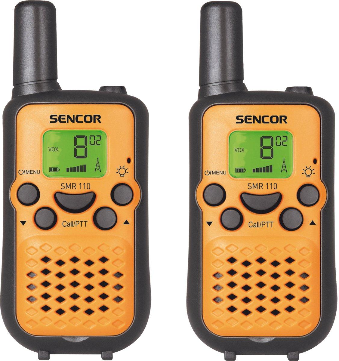 Sencor SMR 110 - Walkietalkie