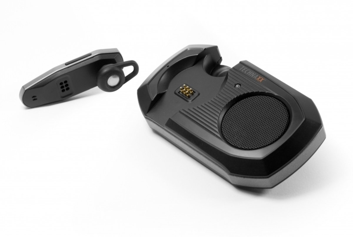 Technaxx BT-X30 Bluetooth headset Zwart
