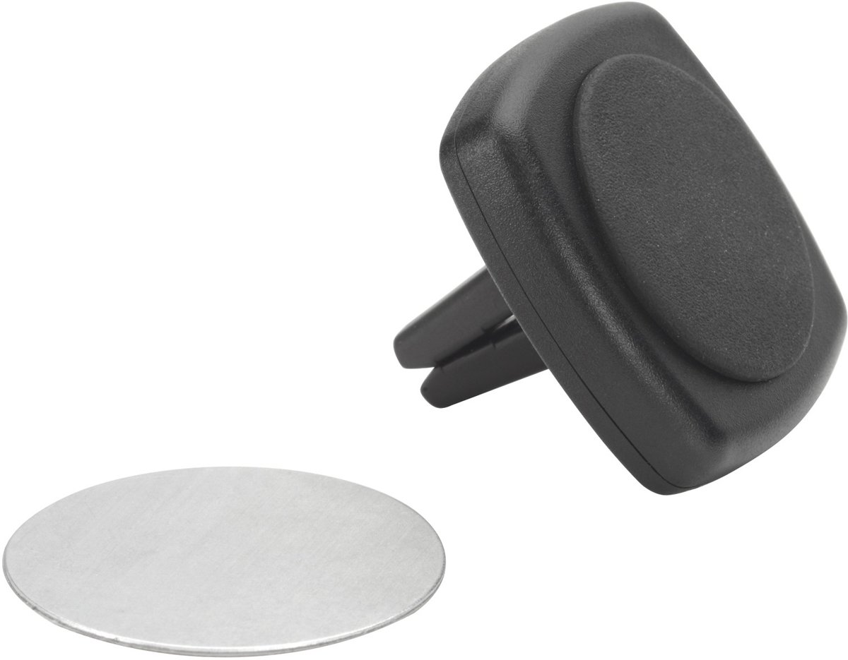 Basetech Ventilatierooster Auto-telefoonhouder Magneetbevestiging, 360??? draaibaar