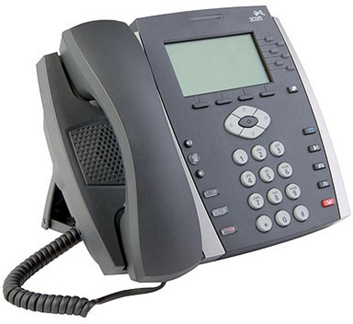 HP 3502 - VoIP telefoon - Grijs