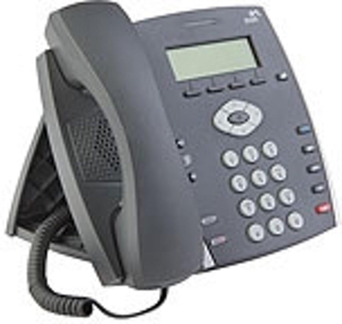 HP 3500 IP - VoIP telefoon - Antwoordapparaat - Grijs