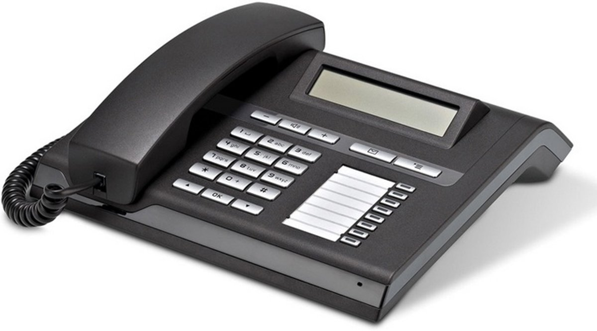 Siemens OpenStage 15 - VoIP telefoon - Zwart