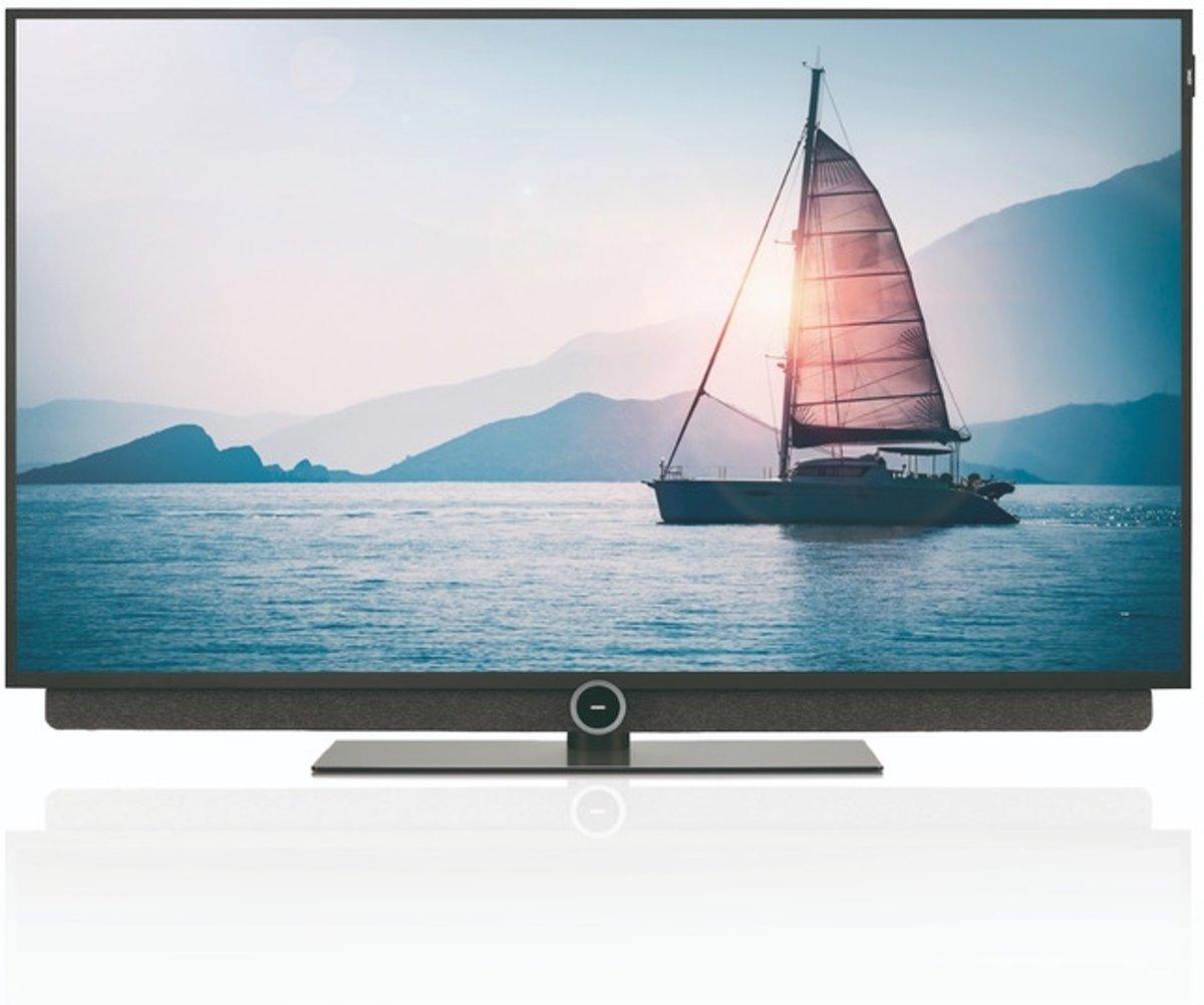 LOEWE UHD TV BILD 2.49 ZWART