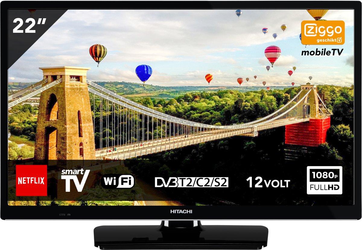 Hitachi 22HE4001 - Full HD TV