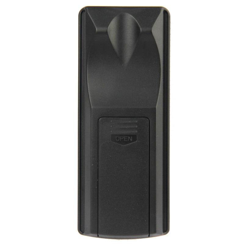 Universele afstandsbediening voor draagbare DVD-speler (met S-PD-1023 S-PD-1040 S-PD-1041)(Black)