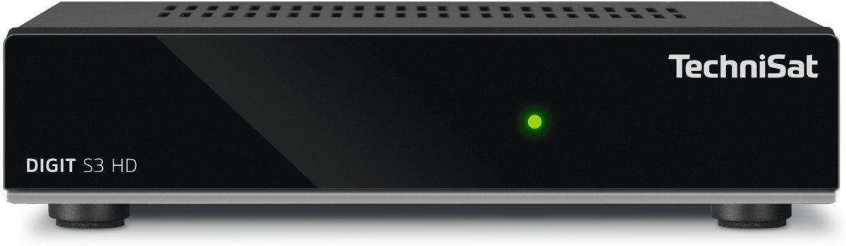 TechniSat DIGIT S3 HD-satellietreceiver Geschikt voor LAN