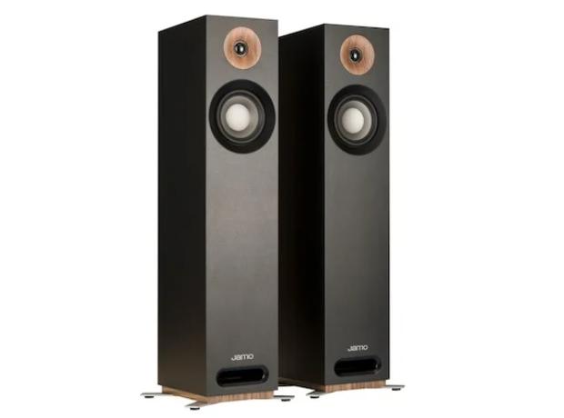 Jamo S 805 Vloerstaande Speakers - 2 stuks
