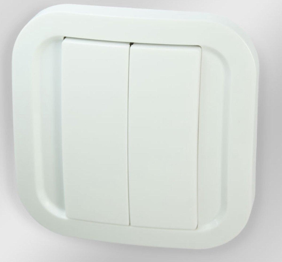 NodOn NODECWS3101 Drukknopen Wit afstandsbediening