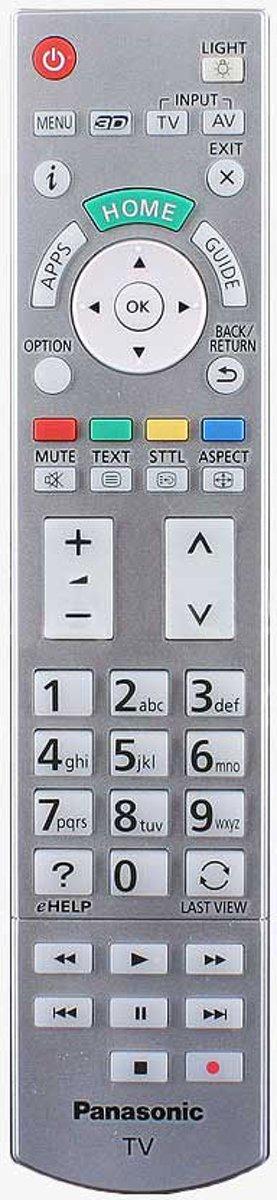 Originele afstandsbediening Panasonic N2QAYB000842