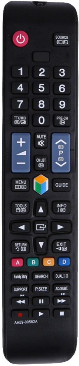 MaxVision's Universele afstandsbediening voor alle Samsung TV's   LCD  LED  3D   4K   SMART   QLED  