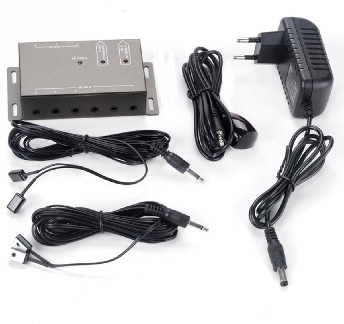 Infrarood Verlenger - IR Afstandsbediening Receiver Ontvanger & Transmitter - Remote Control Extender