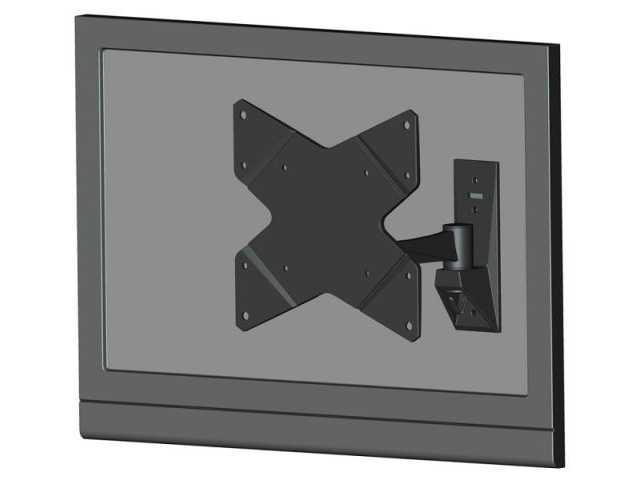 Newstar FPMA-W825 TV Muurbeugel 10 - 40 inch Zwart