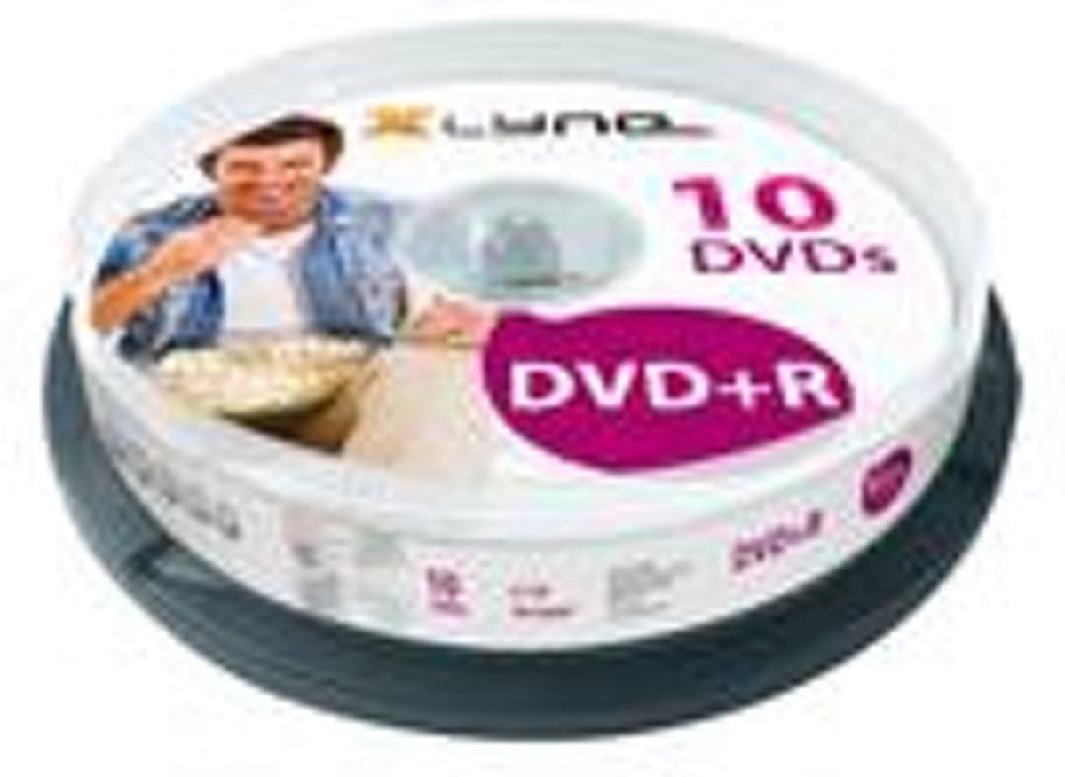 Xlyne DVD+R 4,7GB 10pcs spindel 16x