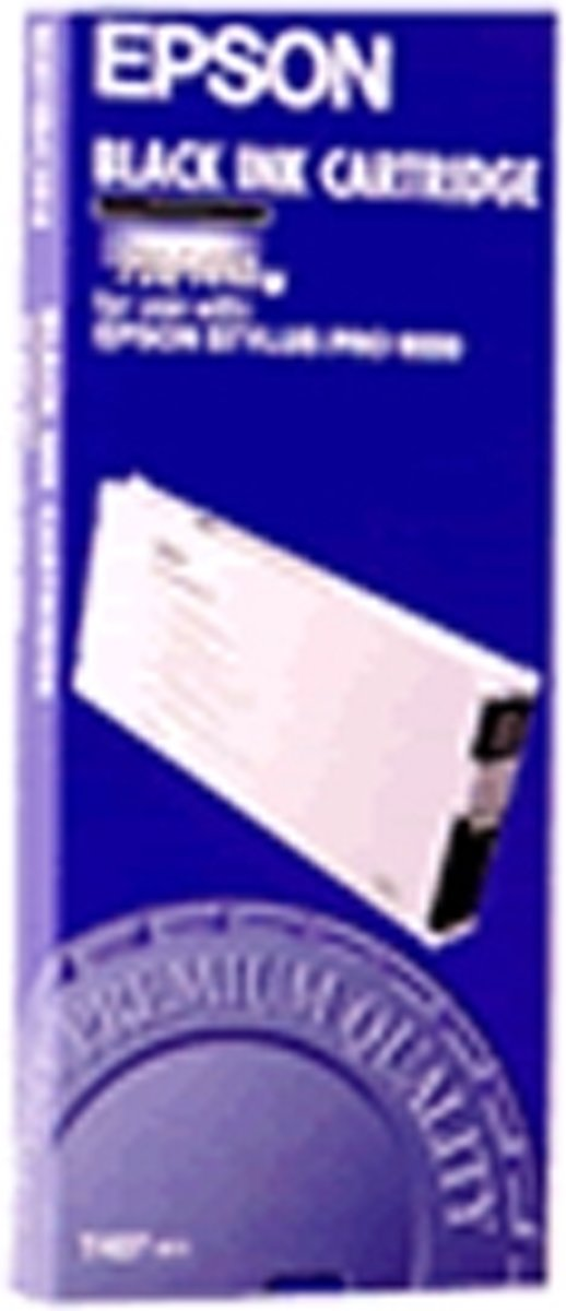 Epson T407011 - Inktcartridge / Zwart