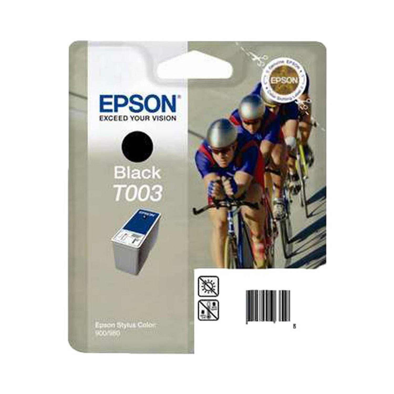 Epson T003 zwart Cartridge