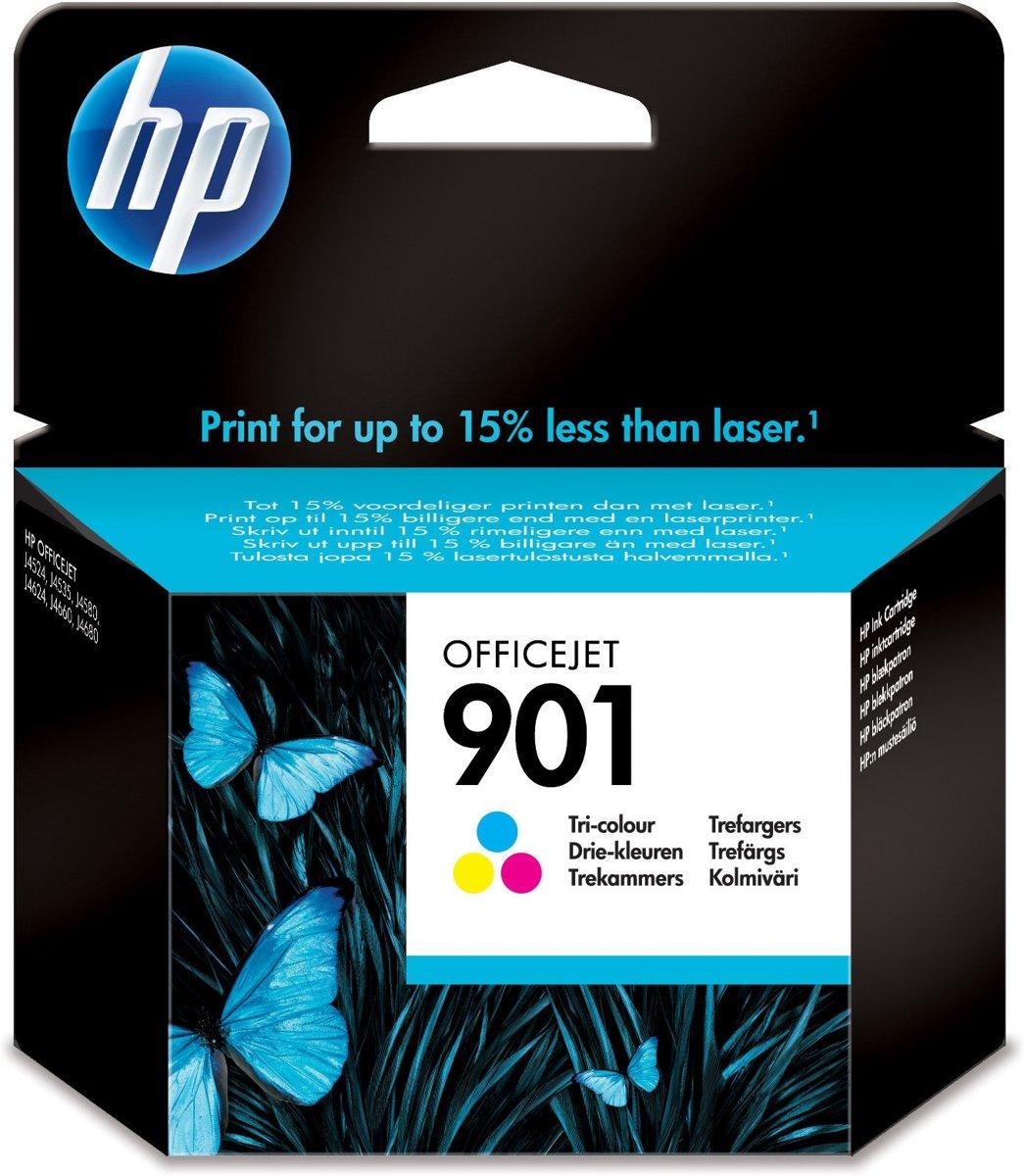 HP 901 - Inktcartridge / 3 Kleuren