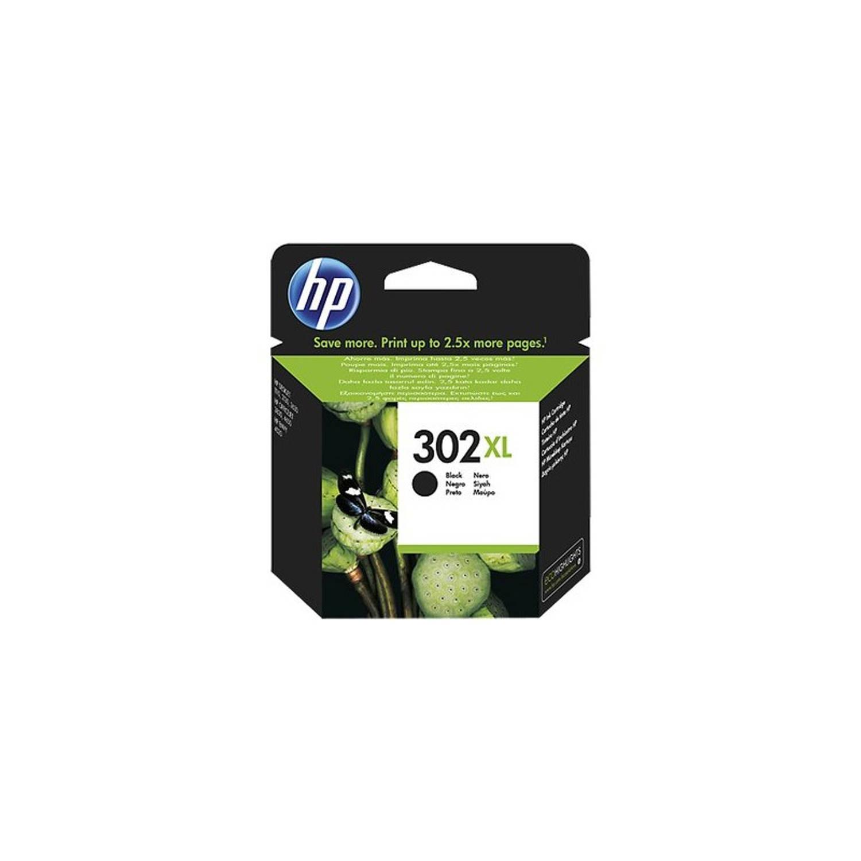 HP 302XL zwart Cartridge