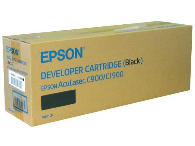 Epson Toner zwart S050100
