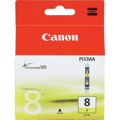 Canon CLI-8Y Cartridge Geel