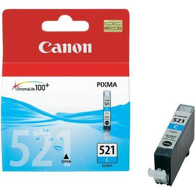 Canon CLI-521C Cartridge Cyaan
