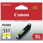 Canon CLI-551Y XL Cartridge Geel