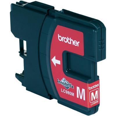 Brother LC-980M Cartridge Magenta