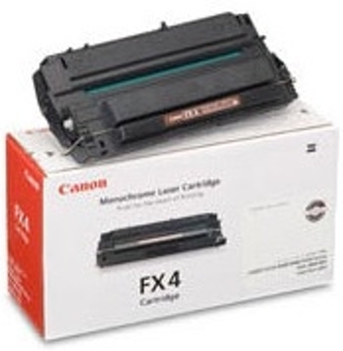 Canon FX-4 - Tonercartridge / Zwart
