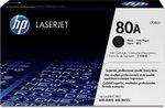 HP toner cartridge 80A, Zwart, Origineel, ,Fabrikantnr. = CF280A