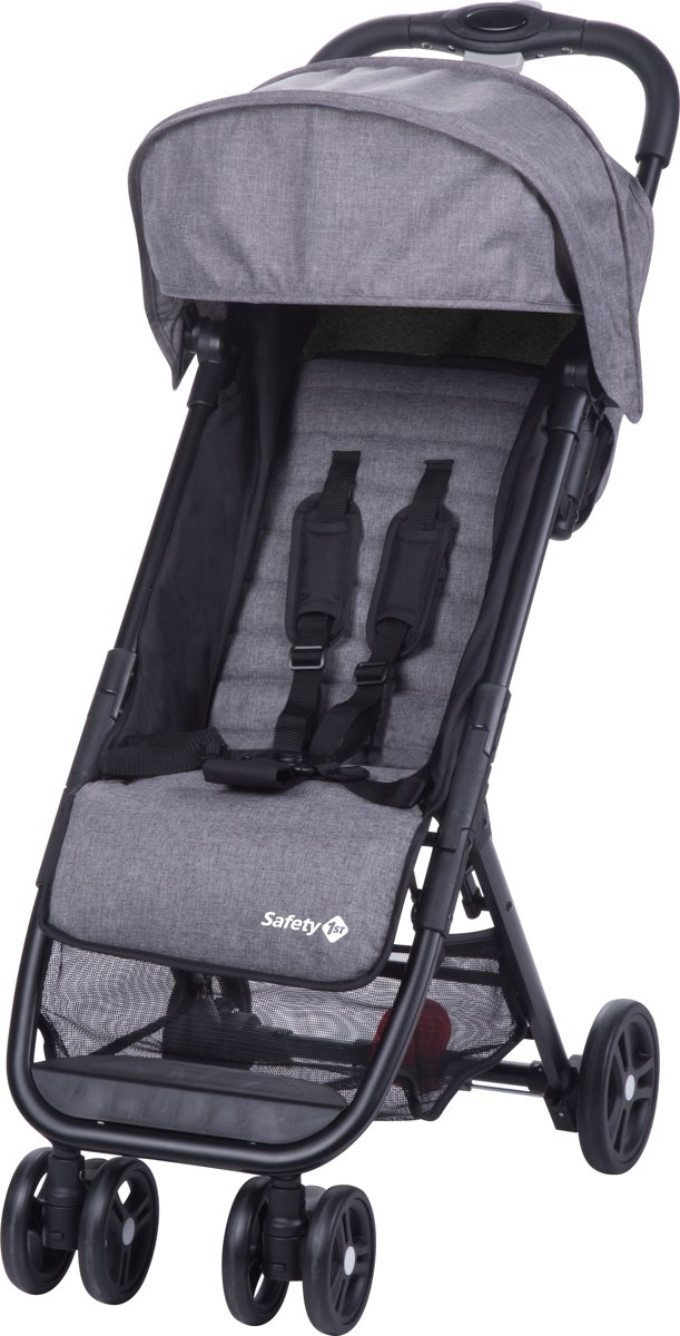 Safety 1st Kinderwagen ultracompact Teeny zwart 1265666000