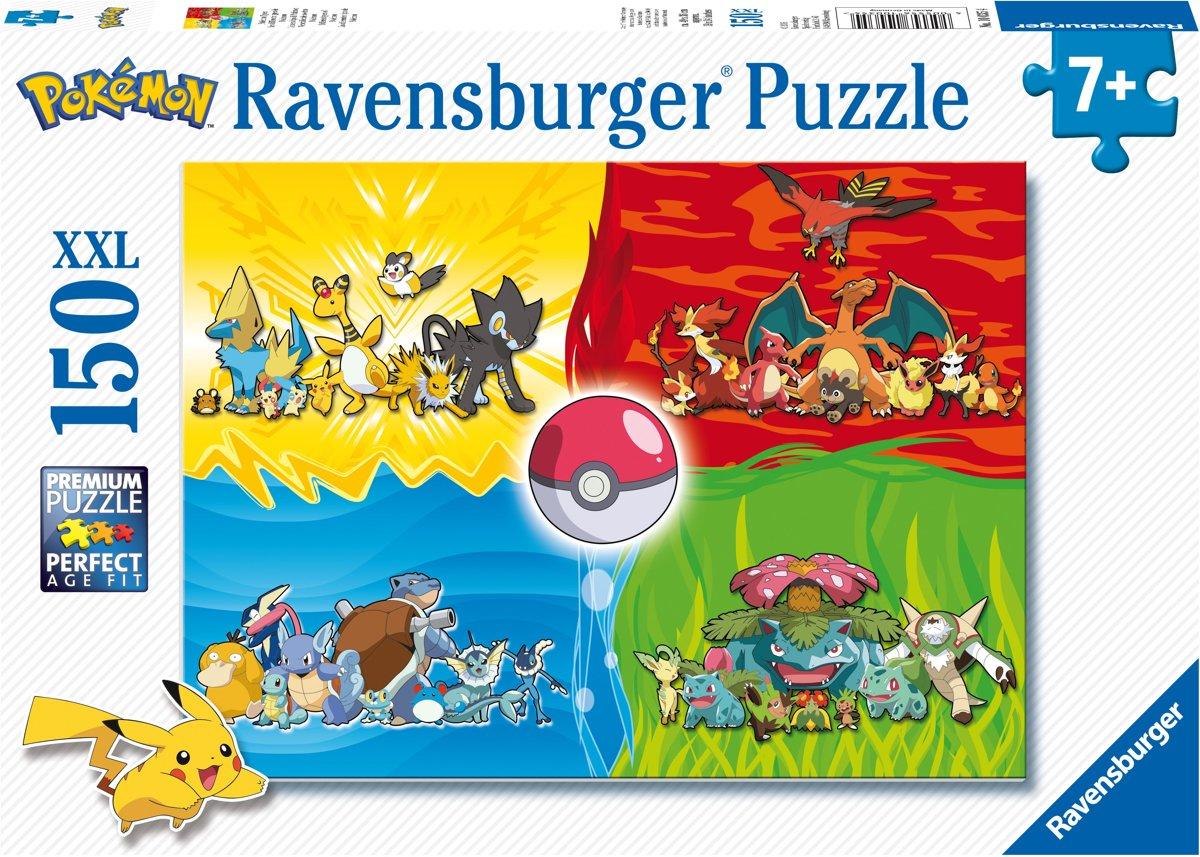 Ravensburger puzzel Pok??mon - 150 stukjes