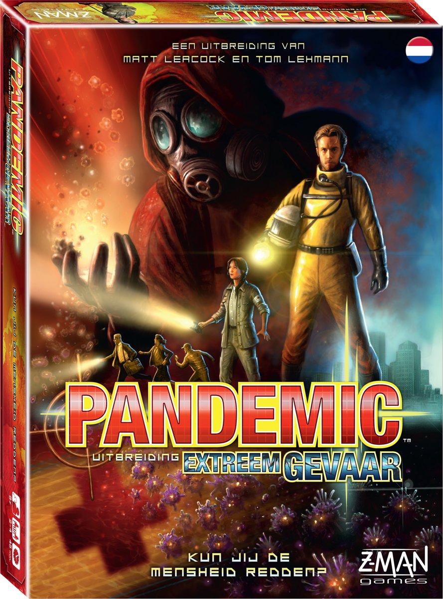 Pandemic Extreem Gevaar NL On the Brink