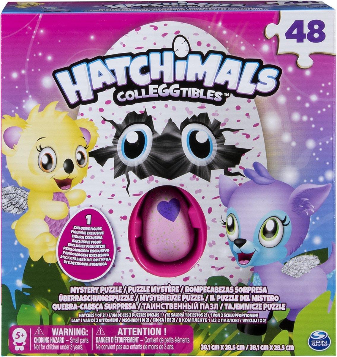 Hatchimals Puzzel Box