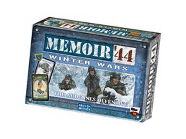 Days of Wonder Memoir 44 - ext. 8 - Winter Wars - Bordspel