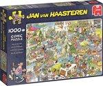 Jumbo Jan van Haasteren De Vakantiebeurs puzzel 1000 stukjes