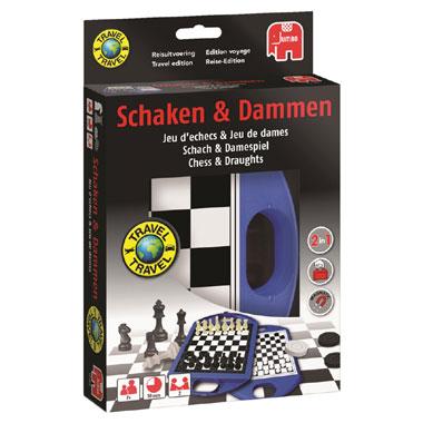 Jumbo Schaken & Dammen