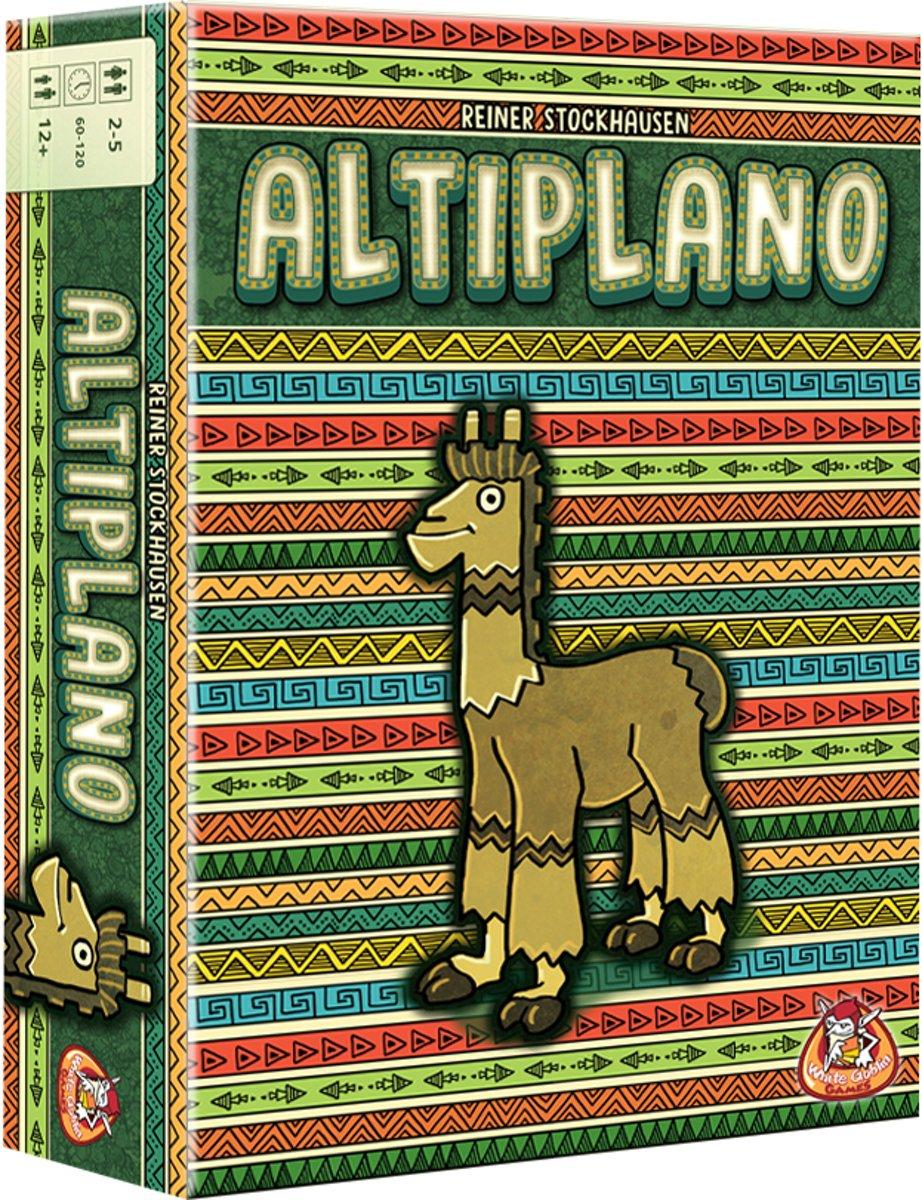 White Goblin Games gezelschapsspel Altiplano