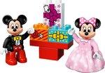 LEGO Duplo Lego Duplo 10597 Mickey & Minnie Verjaardagsoptocht