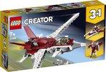 LEGO Creator Futuristisch vliegtuig 31086
