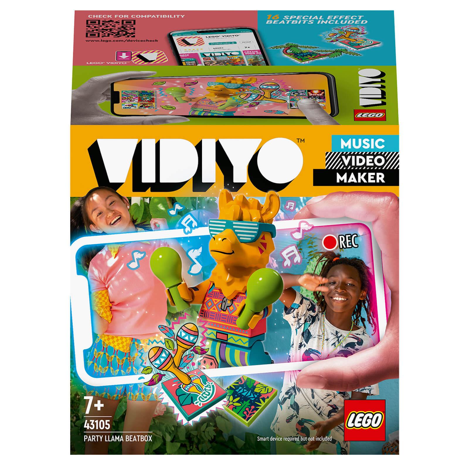 LEGO VIDIYO: Party Llama BeatBox (43105)