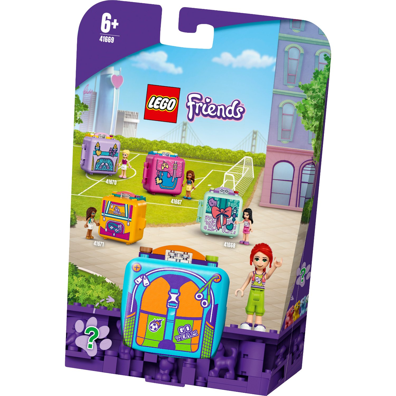 LEGO Friends 41669 Mia's Soccer Cube