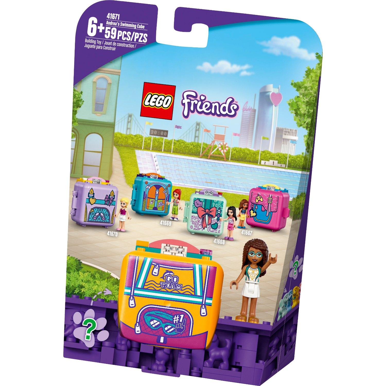 LEGO Friends 41671 Andrea's Swimming Cube